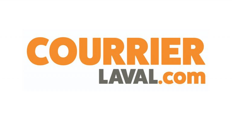 logo courrier laval