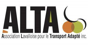 logo membre alta association lavalloise pour le transport adapte